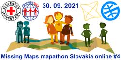 Registrácia na Missing Maps mapathon Slovakia online #4