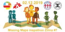 Klub AMAVET 962 organizuje siedmy žilinský Missing Maps mapathon