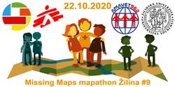 Registrácia na Missing Maps mapathon Žilina #9
