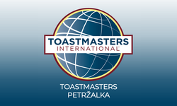 Poslaním klubov medzinárodnej organizácie Toastmasters International je pomáhať ľuďom naučiť sa umeniu rečníctva a získať líderské zručnosti.