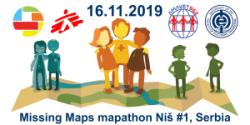 Slovenský klub AMAVET 962 organizuje prvý srbský Missing Maps mapathon na Fakulte elektroniky University v Niš