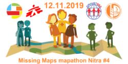Registrácia na Missing Maps mapathon Nitra #4