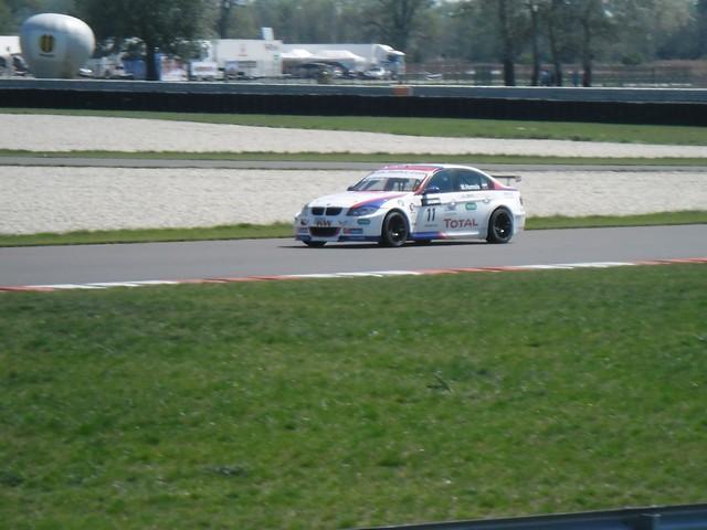 Maťo Homola na aute BMW 3, foto: Martin Kutáš