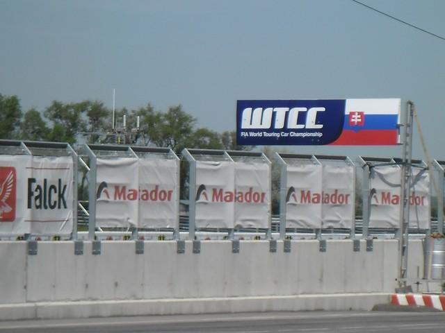 WTCC 2012 na Slovakia Ring, foto: Martin Kutáš