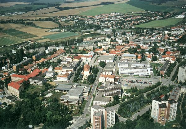 Pohľad na Bánovce nad Bebravou, zdroj obrázka: tourist-channel.sk