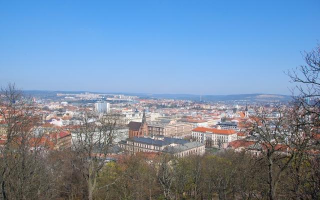 Pohľad na Brno, zdroj obrázka: pixabay.co (Michal355)