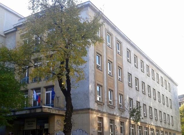 Pohľad na Základnú školu Vazovova 4 v Bratislave, zdroj obrázka: Miloslav Ofúkaný