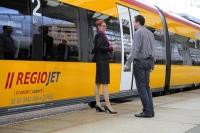 Vlak RegioJet, zdroj: regiojet.sk