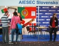 Organizátorom Festivalu Kariéry je AIESEC, zdroj obrázka: Miloslav Ofúkaný