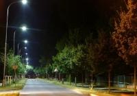 Ukážka verejného osvetlenia, zdroj: inled.sk
