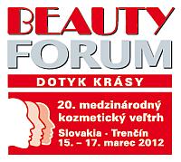 20. ročník medzinárodného odborného kozmetického veľtrhu Beauty Forum Slovakia, zdroj: expocenter.sk