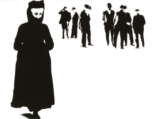 Čierna a biela: Moderná talianska fotografia, zdroj: gmb.sk