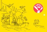 Kunsthalle KIDS: Namixuj si komiks, zdroj obrázka: Dom umenia / Kunsthalle Bratislava