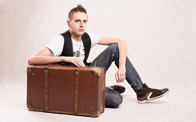 Tomáš Rosina a jeho hudobný album Nič viac, zdroj: archív speváka