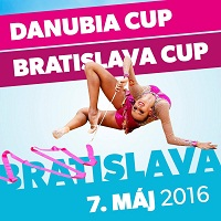 DANUBIA CUP a BRATISLAVA CUP