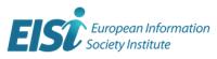 Logo občianskeho združenia European Information Society Institute, zdroj obrázka: eisionline.org