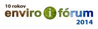Logo 10. ročníka konferencie Enviro-i-Fórum