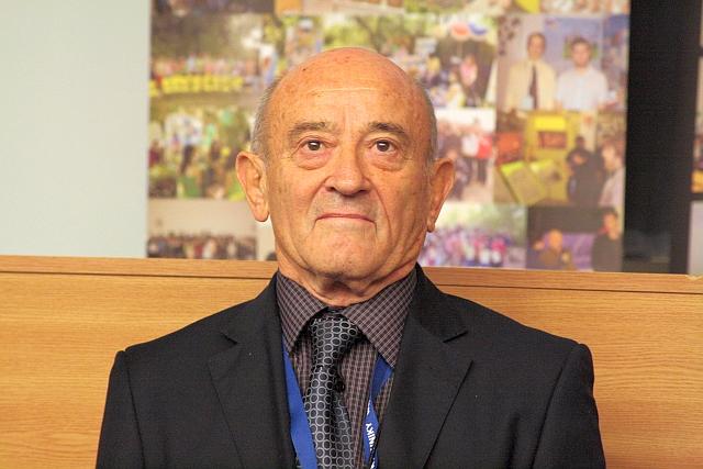Jean-Claude Guiraudon, foto: Miloslav Ofúkaný