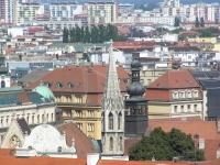 Pohľad na Bratislavu