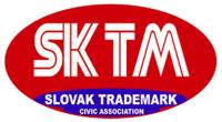 Logo občianskeho združenia SLOVAK TRADEMARK