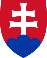 Štátny znak Slovenskej republiky, zdroj: wikipedia.org