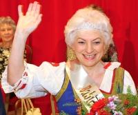 Elena Procházková – Babička Nového Mesta 2012, foto: banm.sk