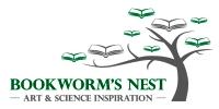 Logo kníhkupectva, zdroj: bookwormsnest.eu