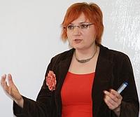 Zuzana Lajdová, foto: Miloslav Ofúkaný