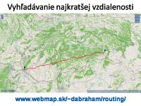 Miloslav Ofúkaný prezentoval testovaciu prevádzku webovej mapovej služby WEBMAP.sk.