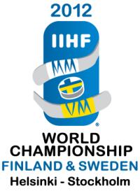 Logo IIHF World Championship 2012