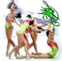 Klub modernej gymnastiky Danubia, zdroj: facebook.com