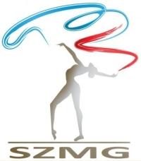 Logo Slovenského zväzu modernej gymnastiky, zdroj: szmg.sk