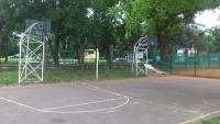 Streetball ihrisko v Tenis Club Kalina Bratislava