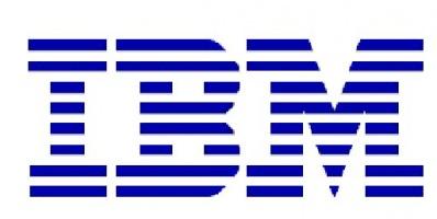 Logo spoločnosti IBM