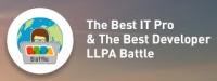 Vyraz na IT misiu v súťaži LLPA Battle, zdroj obrázka: GOPAS SR