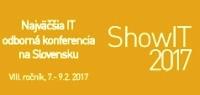 ShowIT je najväčšia IT odborná konferencia na Slovensku, zdroj obrázka: showit.sk