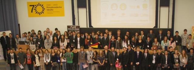 Pozrite si fotogalériu z 15. ročníka Festival vedy a techniky, ktorý sa konal 8. – 10. 11. 2012, foto: Miloslav Ofúkaný
