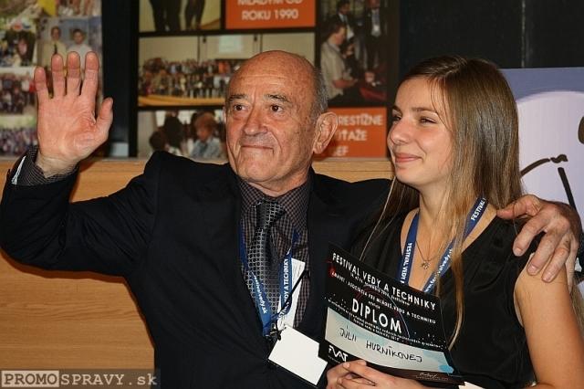 záber z Festivalu vedy a techniky 2013, foto: Miloslav Ofúkaný
