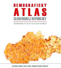 Demografický atlas Slovenskej republiky, zdroj: Prírodovedecká fakulta UK v Bratislave