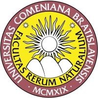 logo Prírodovedeckej fakulty Univerzity Komenského