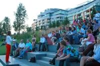 Prvé stretnutie Toastmasters pod holým nebom dňa 18.7.2012, foto: Miloslav Ofúkaný