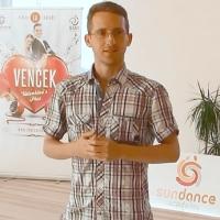 Ivan Ottinger je tanečníkom klubu Sun Dance Academy a súčasne členom klubu Toastmasters Petržalka, foto: Miloslav Ofúkaný
