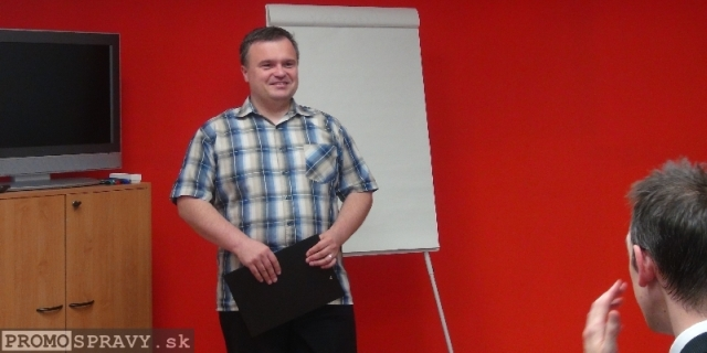Miloslav Ofúkaný na 2. stretnutí bol predsedajúci a 10.6. bude hodnotiteľom pripraveného prednesu Jána Brezáka