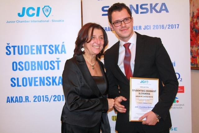 Daniela Ježová a František Bonk, foto: Miloslav Ofúkaný