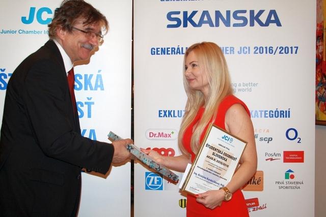 Karol Mičieta a Kristýna Kunderlíková, foto: Miloslav Ofúkaný