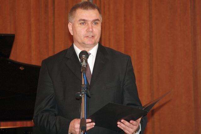 Marián Meško, predseda Junior Chamber International – Slovakia, foto: Miloslav Ofúkaný