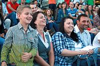 Pohodová atmosféra, veľa zábavy a inšpirácií na prvom stretnutí klubu Slovenskí Toastmasters pod holým nebom, foto: Miloslav Ofúkaný