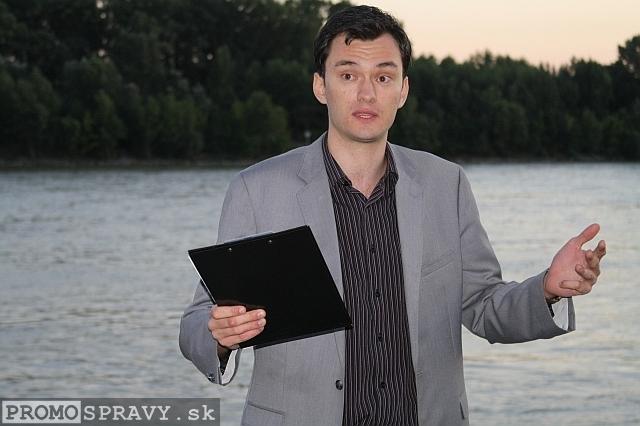 Silvio Michal, foto: Miloslav Ofúkaný