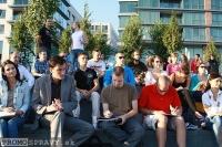Pohľad do publika, foto: Miloslav Ofúkaný