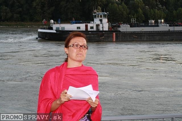 Jana Šoucová, foto: Miloslav Ofúkaný